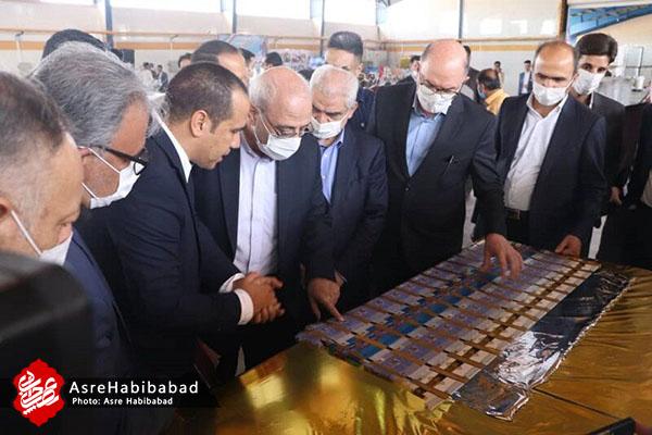 افتتاح یک واحد صنعتی در ناحیه صنعتی کمشچه/ ایجاد شغل برای ۷۰ نفر