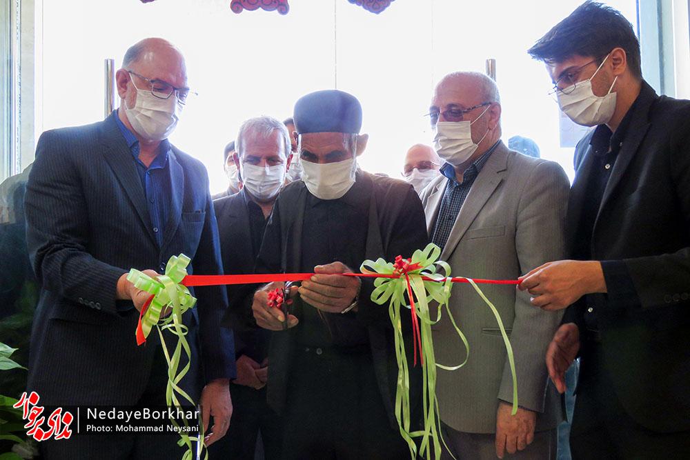 افتتاح ۶ پروژه همزمان با هفته دولت در برخوار/ کلنگ زنی مدرسه خیر ساز در علی آباد ملاعلی