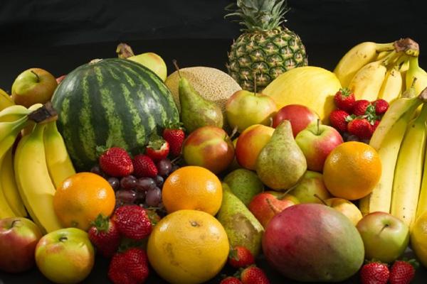 میوه هایی که پوست شان هم خوردنی است