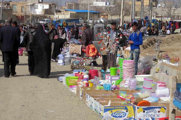 فعالیت بازارهای روز سیار در شهرستان برخوار ممنوع شد