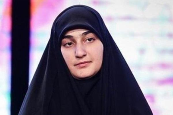 حاج قاسم قابل مقایسه با هیچ کسی نیست/ من مرید پدرم هستم