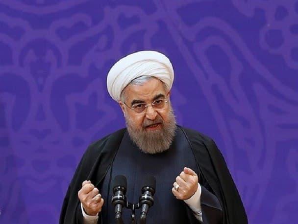 داد رئیس جمهور از مبارزه قوه قضائیه با فساد درآمد/ روحانی: کسی حق ندارد وزیر من را احضار کند!