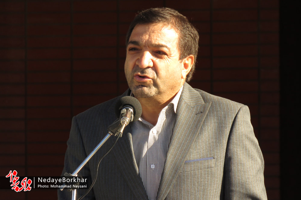 افتتاح و کلنگ زنی دو مدرسه خیر ساز در شهرستان برخوار