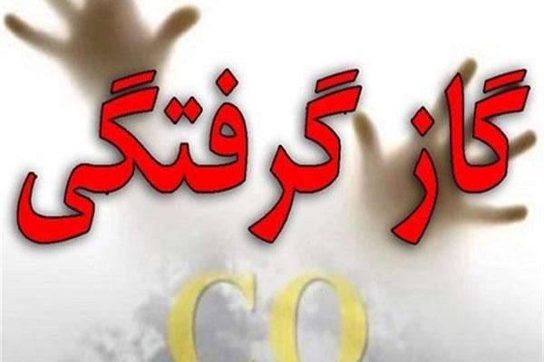 گازگرفتگی ۲ تبعه خارجی در شهر دستگرد برخوار