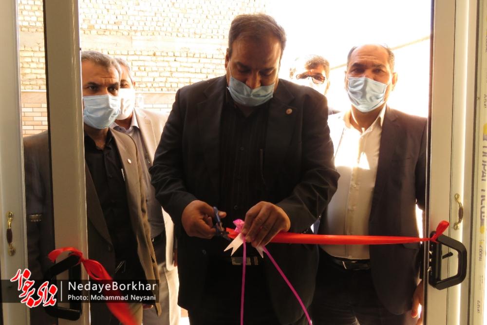 افتتاح یک واحد مسکونی برای معلولین بهزیستی در حبیب آباد