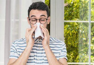 تفاوت آلرژی فصلی با بیماری کرونا