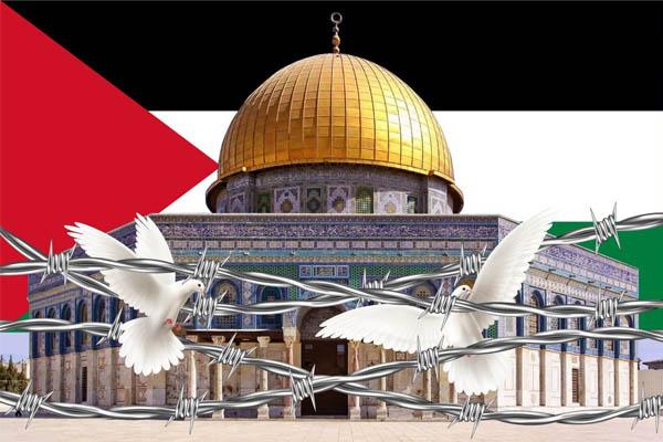 وقتی که مردم برخوار در فضای مجازی برای فلسطین سنگ تمام می گذارند!