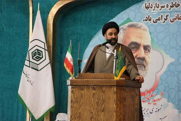 جمع ویژگی های امام(ره) در یک شخص نادر است/ ناامیدی دشمن با حضور در انتخابات