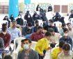 گزارش ویدیویی | جشن تکلیف سیاسی دانش آموزان رای اولی در شهرستان برخوار