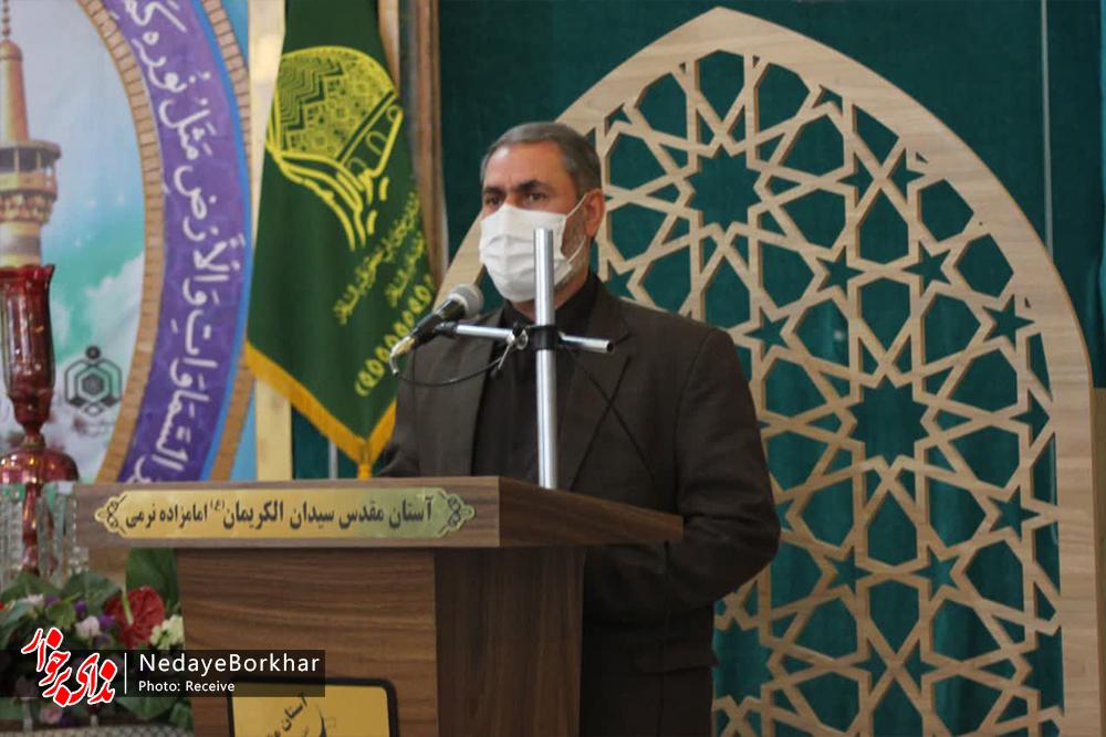 حفظ نظام مقدس جمهوری اسلامی مسئولیت خطیری است که مسئولین بر عهده دارند