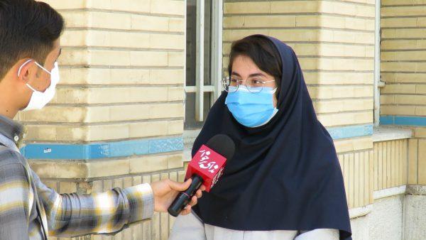 گزارش ویدیویی | اندر احوالات کنکور ۱۴۰۰ در شهرستان برخوار