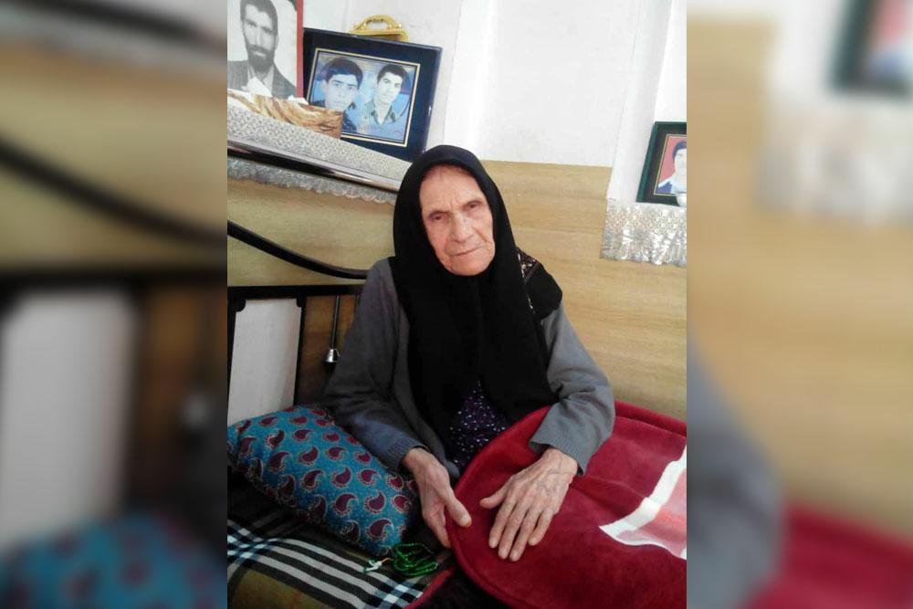 درگذشت دو مادر شهید در شهرستان برخوار