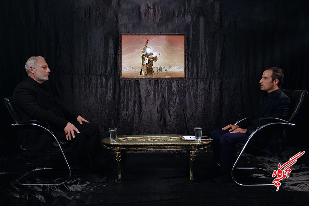 پیرغلامی که در نوجوانی هیئت عزاداری تشکیل داد/ اورنگی: در خانه اهل بیت اخلاص حرف اول را می زند