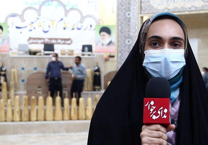 گزارش ویدیویی   ذکر خانه امام علی (ع) شهر حبیب آباد افتتاح شد