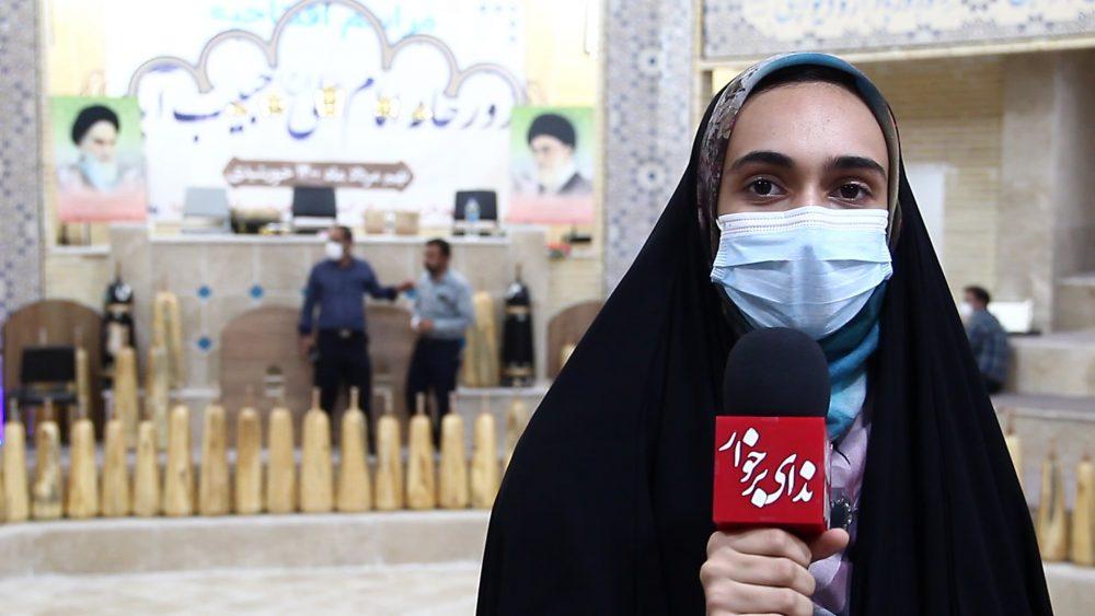 گزارش ویدیویی | ذکر خانه امام علی (ع) شهر حبیب آباد افتتاح شد