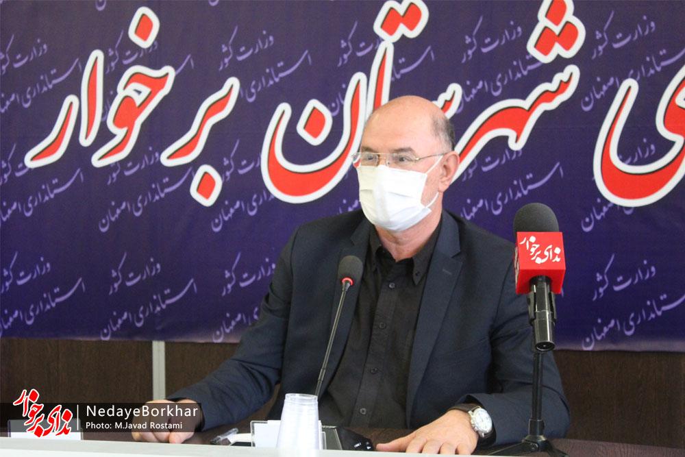 ندای برخوار اکنون کپسول انفجار است/ باید تاثیر اقدامات خود را ارزیابی کنید/ از من انتقاد بکنید اما در راستای اهداف جمهوری اسلامی!