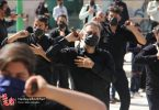 تصاویر | عزاداری روز عاشورای حسینی در شهرستان برخوار