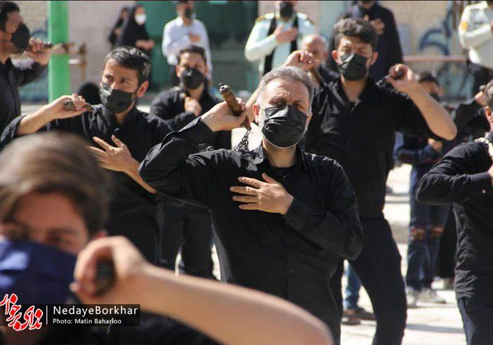 تصاویر   عزاداری روز عاشورای حسینی در شهرستان برخوار