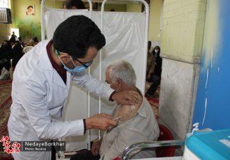 تزریق بیش از ۸۴ هزار دُز واکسن کرونا در شهرستان برخوار
