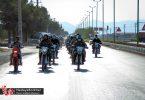 تصاویر | رژه موتوری بسیجیان برخوار به مناسبت هفته دفاع مقدس