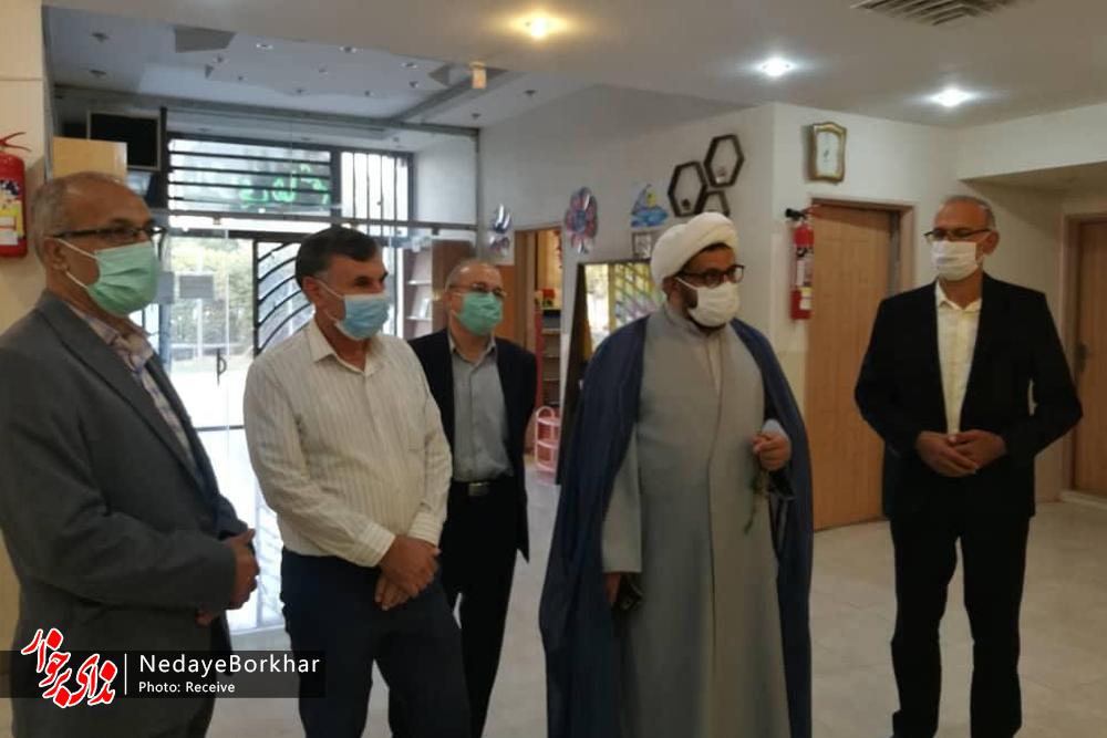 سفر یک روزه مدیرکل فرهنگ و ارشاد اسلامی استان اصفهان به برخوار