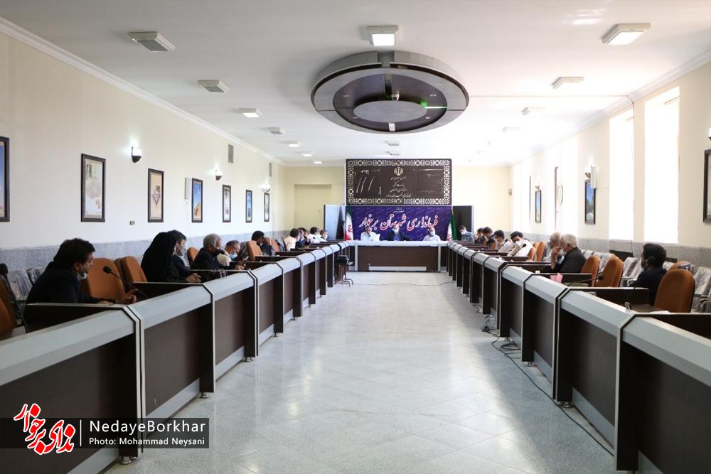 سیامین جلسه ستاد کرونا شهرستان برخوار برگزار شد + جزئیات