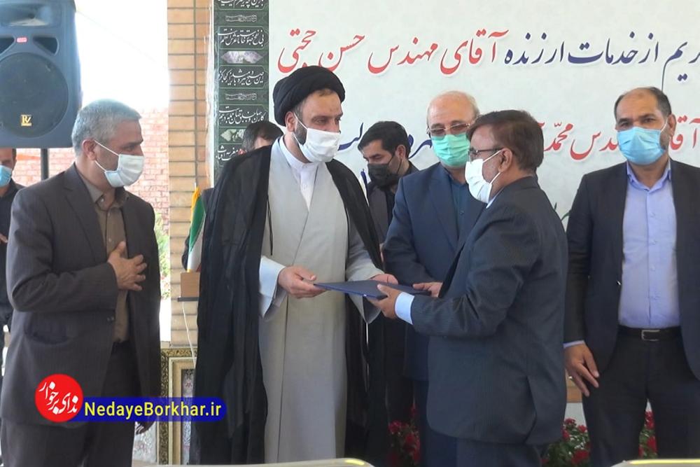 گزارش ویدیویی   شهردار جدید دولت آباد معارفه شد