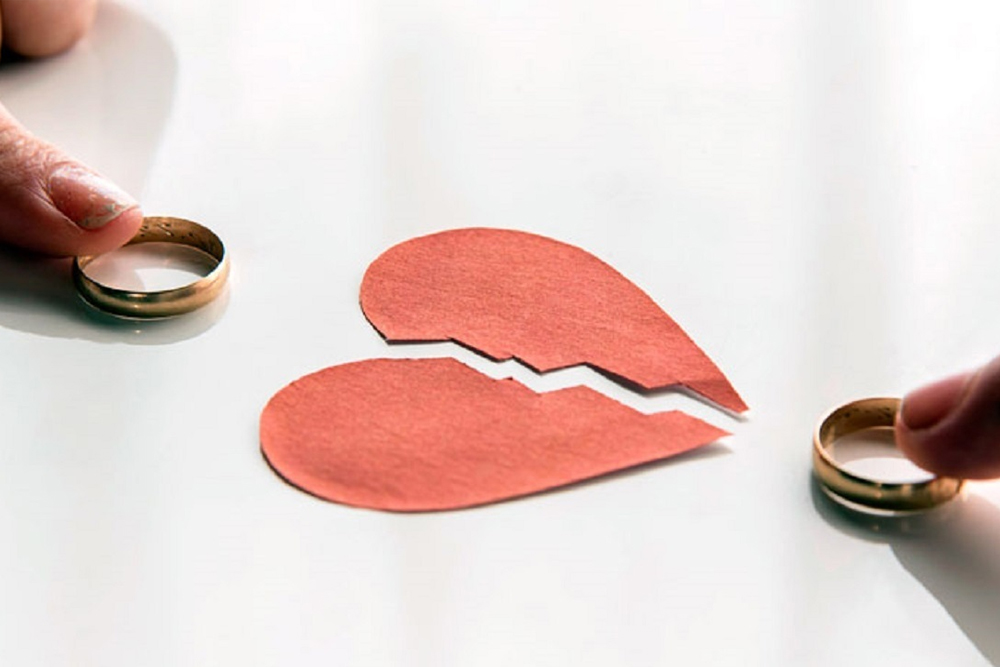 عجیب ترین و خنده دارترین طلاق های دنیا
