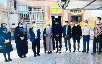 افتتاح آموزشگاه فنی و حرفه ای آزاد در شهر خورزوق