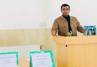 برگزاری جلسه آموزش های کوتاه مدت تخصصی در روستای علی آباد ملاعلی